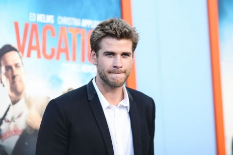 Liam Hemsworth At Vacation Premiere In Westwood