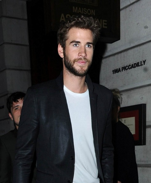 Liamhemsworth Hunger Games