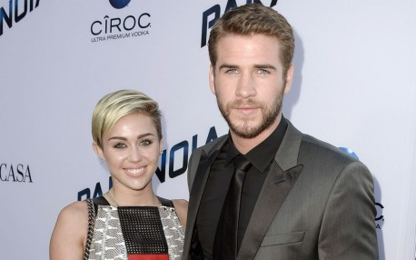 Miley Cyrus Happiest Ever Been Breakup Liam Hemsworth Ftr And Miley Cyrus