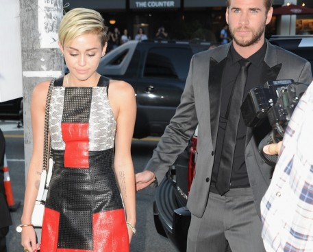 Miley Cyrus Liam Hemsworth Song Diss