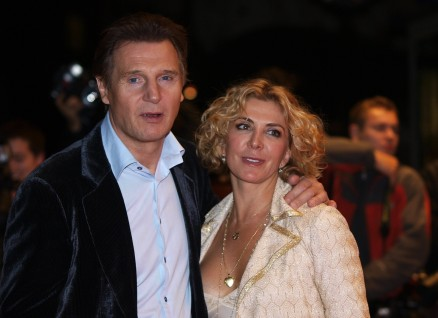 Natasha Richardson Liam Neeson And Natasha Richardson