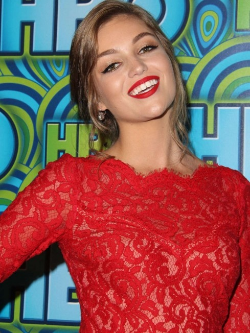 Hot Lili Simmons Photos Hot Fd Cbaf Ab Large