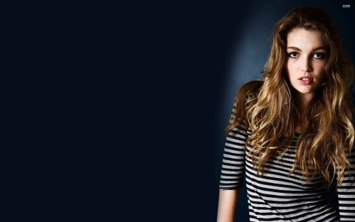 Lili Simmons Wallpapers Widescreen Wallpaper