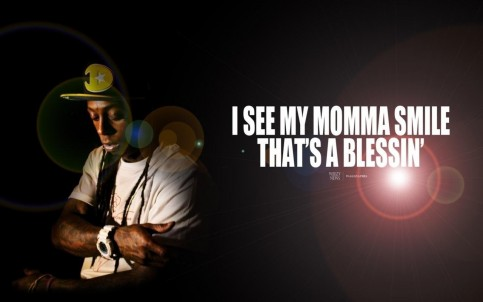 Lil Wayne Moment Quotes Wallpapers Wallpaper