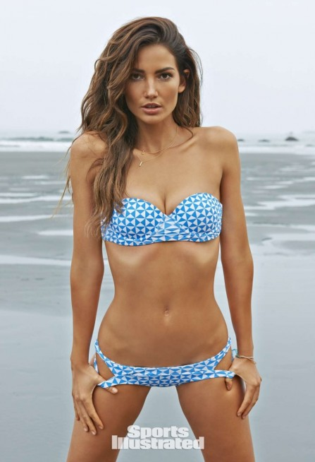 Lily Aldridge Si Swimsuit Lily Aldridge