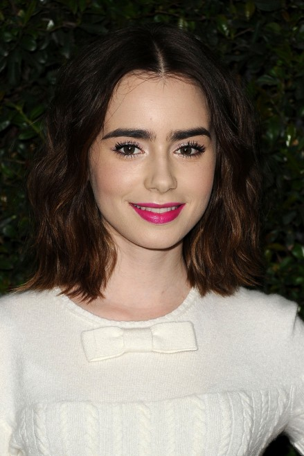 Lily Collins Beu Lily Collins