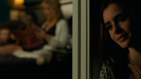 The Blind Side Lily Collins
