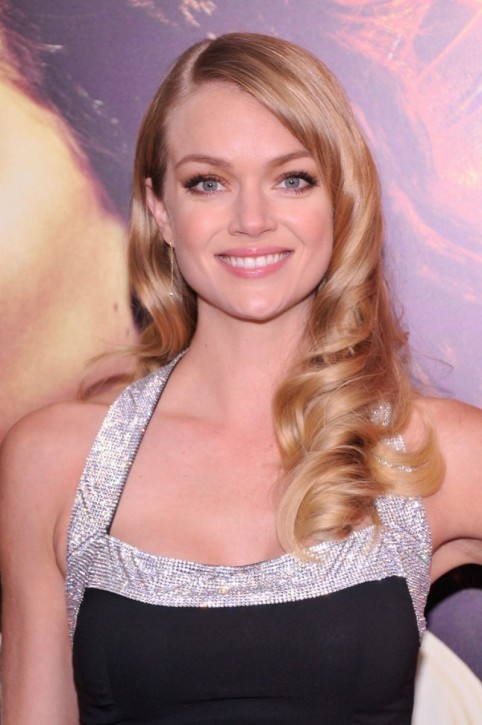 Lindsay Ellingson On Red Carpet The Hunger Games Catching Fire Premiere In Los Angeles Lindsay Ellingson