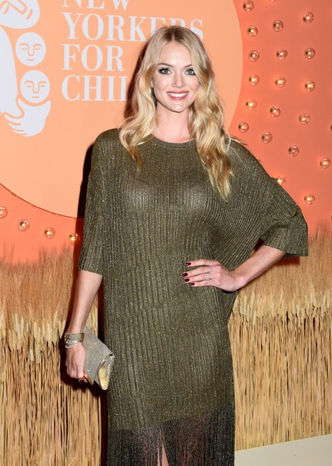 Lindsay Ellingson Th Annual New Yorkers For Children Gala At Cipriani Nd Street In New York Fc Dfe Cebb Large Movies
