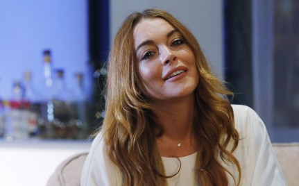 Lindsay Lohan Speed The Plough Reuters Lindsay Lohan