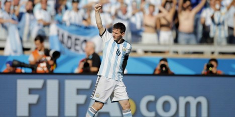 Not Everybody In Argentina Is Rooting For Lionel Messi Son