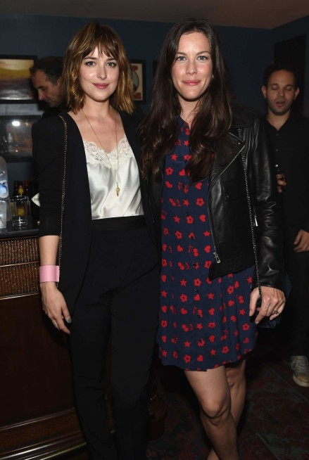 Dakota Johnson Liv Tyler Electric Lady