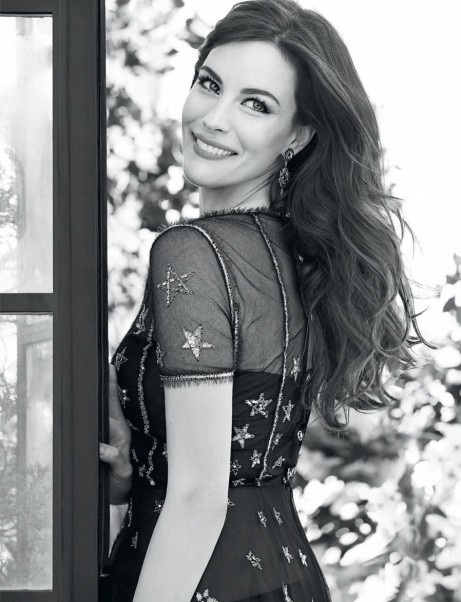 Liv Tyler By Max Abadian For Red Magazine Empire Records