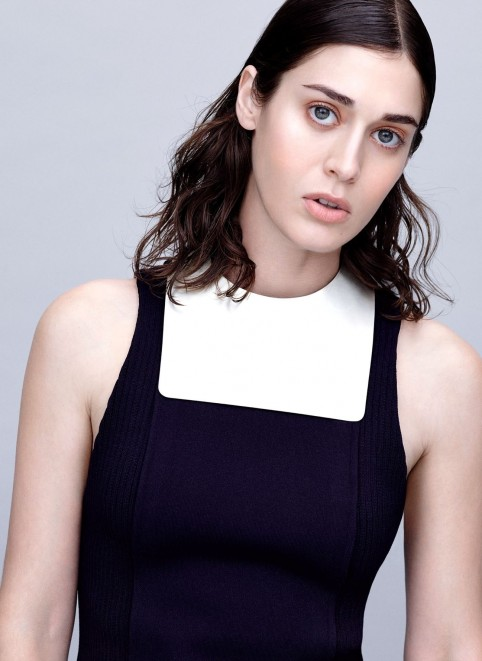 Lizzy Caplan In Instyle January Lizzy Caplan Lizzy Caplan