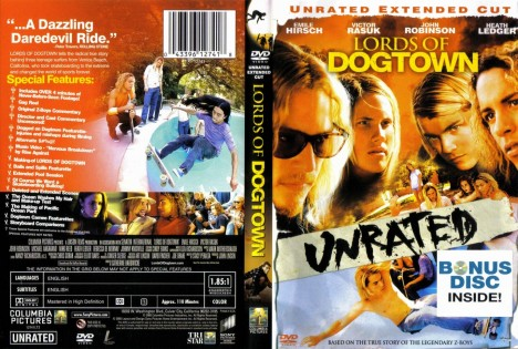 Lords Of Dogtown Unrated Front Wwwgetcoversnet Movie
