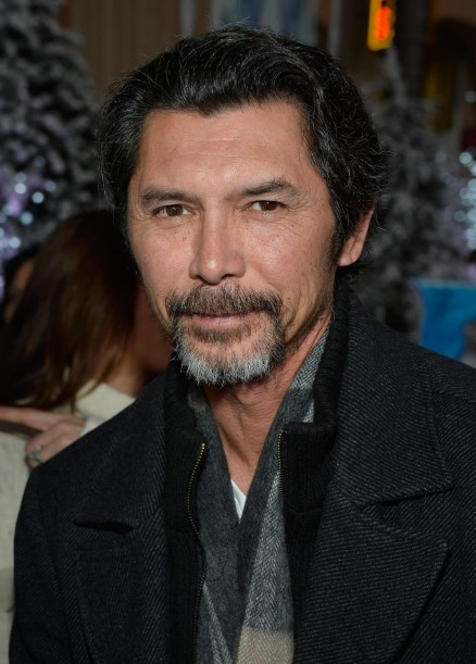 Lou Diamond Phillips At Event Of Frozen Large Picture Lou Diamond Phillips