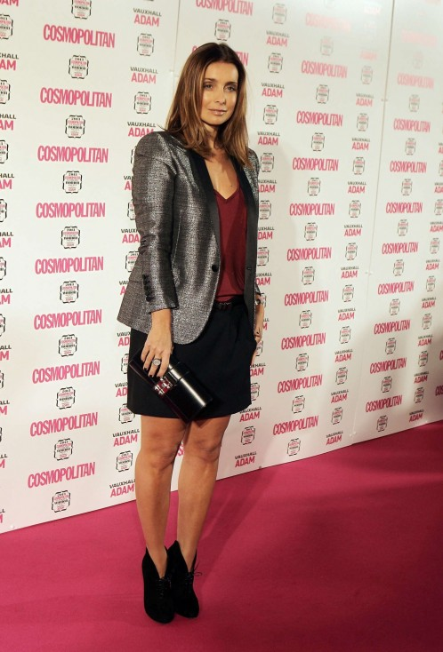 Louise Redknapp Cosmopolitan Ultimate Women Of The Year Awards In London Louise Redknapp