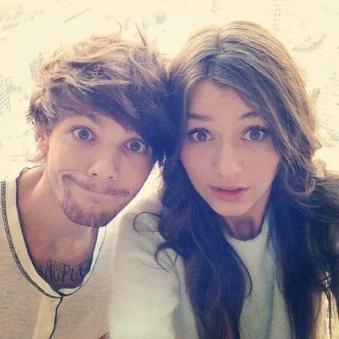 Eleanor Calder Rejoint Louis Tomlinson And Eleanor Calder Wedding