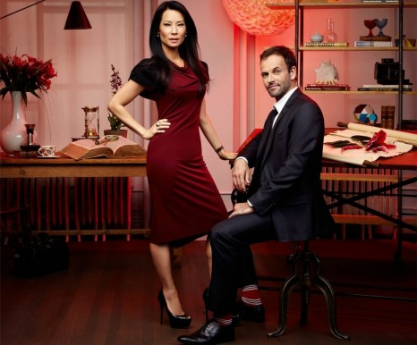 Elementary Lucy Liu And Johny Lee Miller Movies