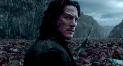 Luke Evans In Dracula Untold Movie Luke Evans