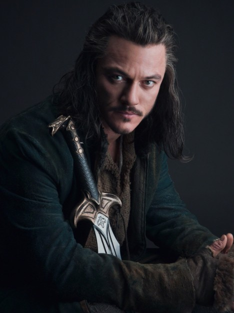 The Battle Of The Five Armies Luke Evans Bard Atomix Luke Evans