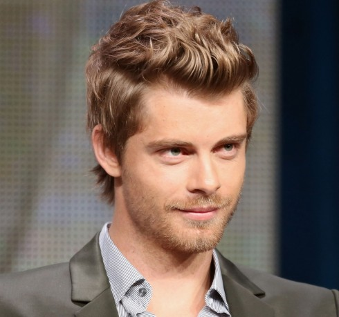 Luke Mitchell Could This Be Adam Warlock In Guardians Of The Galaxy The Hunger Games