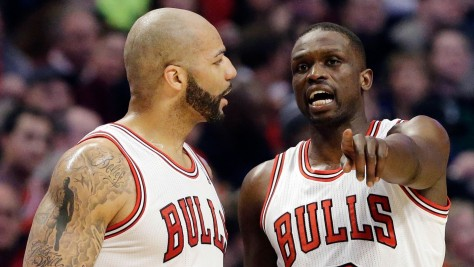 Former Bulls Forward Luol Deng Posts Outgoing Message To Chicago Fans Luol Deng