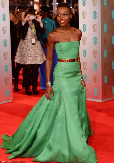 Lupita Bafta Hot