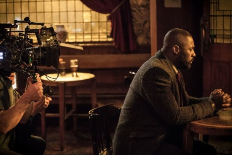 Dci John Luther Luther Bbc Luther