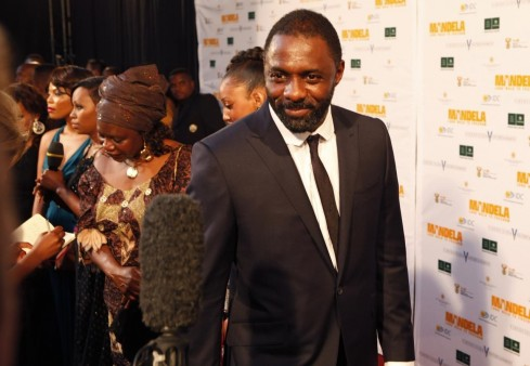 Gallery Movies Idris Elba Mandela Premiere South Africa Luther