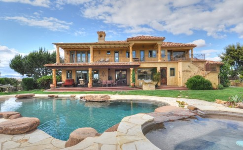 Awesome Luxury Home Pools Luxury Home Real Estate