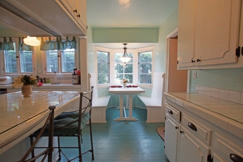Pasadena Luxury Homes For Lease Kitchen Inside