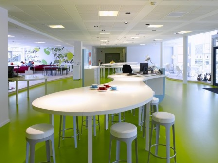 Luxury Offices Interior Design Attractive Modern Office Interior Design Ideas With Lime Green Flooring Luxury Offices