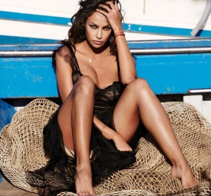 Madalina Ghenea Ed Ad Bf Big Hot