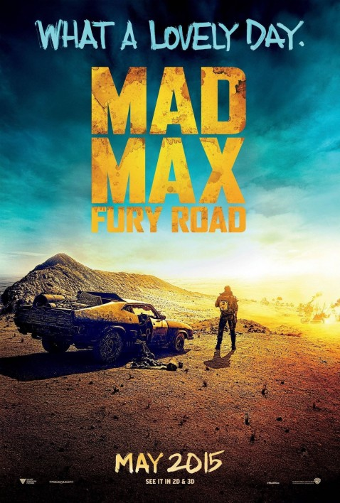 Mad Max Fury Road Poster Mad Max Fury Road