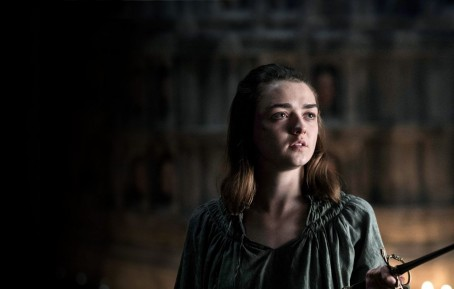 Game Of Thrones Ep No One Maisie Williams As Arya Stark Maisie Williams