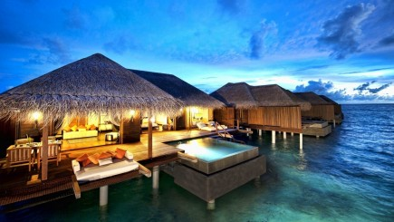 Hotels In Maldives Hd Wallpapers Hotels