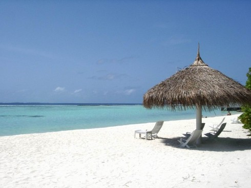 Maldives Beach Beach