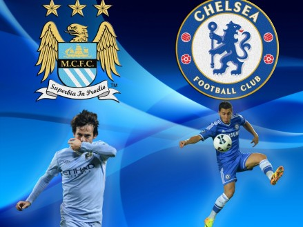 Manchester City Vs Chelsea Fc Wallpaper