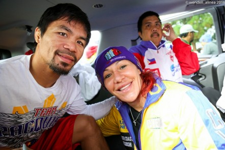 Manny Pacquaio Training Workout Griffith Park Manny Pacquiao