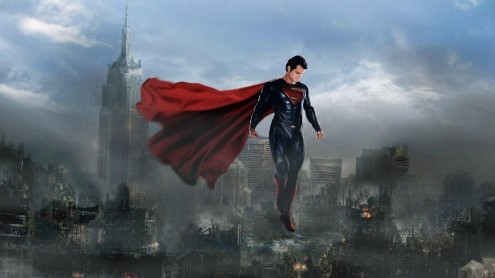 Wall By Loganchico Wgtc Man Of Steel