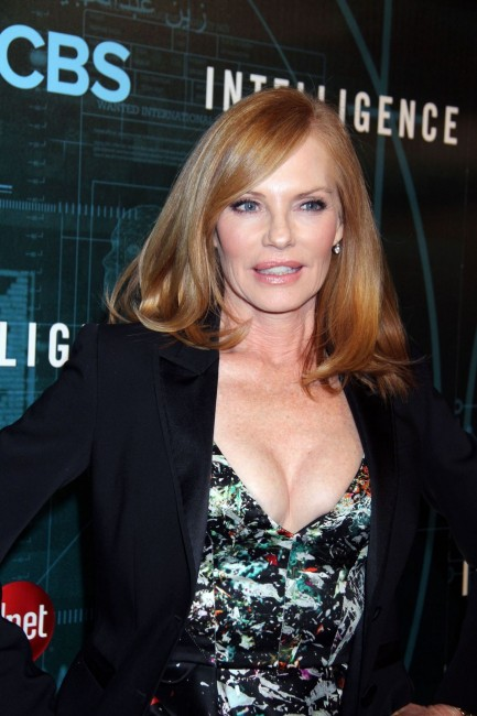 Marg Helgenberger At Cbs Television Presents Cnet Intelligence Premiere Party January Marg Helgenberger