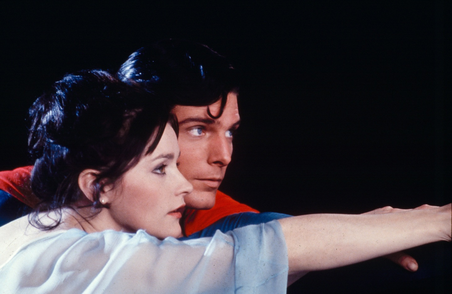 Nmb Margotkidder Christopher Reeve