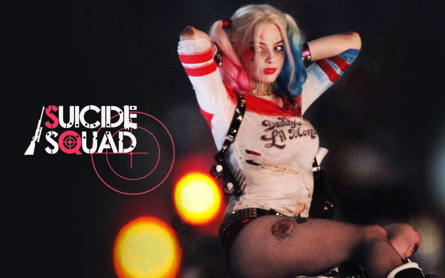 The Origin Of Margot Robbie Harley Quinn Revealed In Suicide Squad Trailer Movies