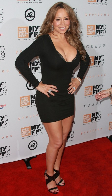Mariah Carey Feet Hot
