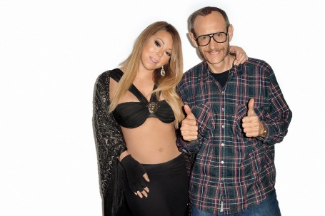 Mariah Carey Terry Richardson