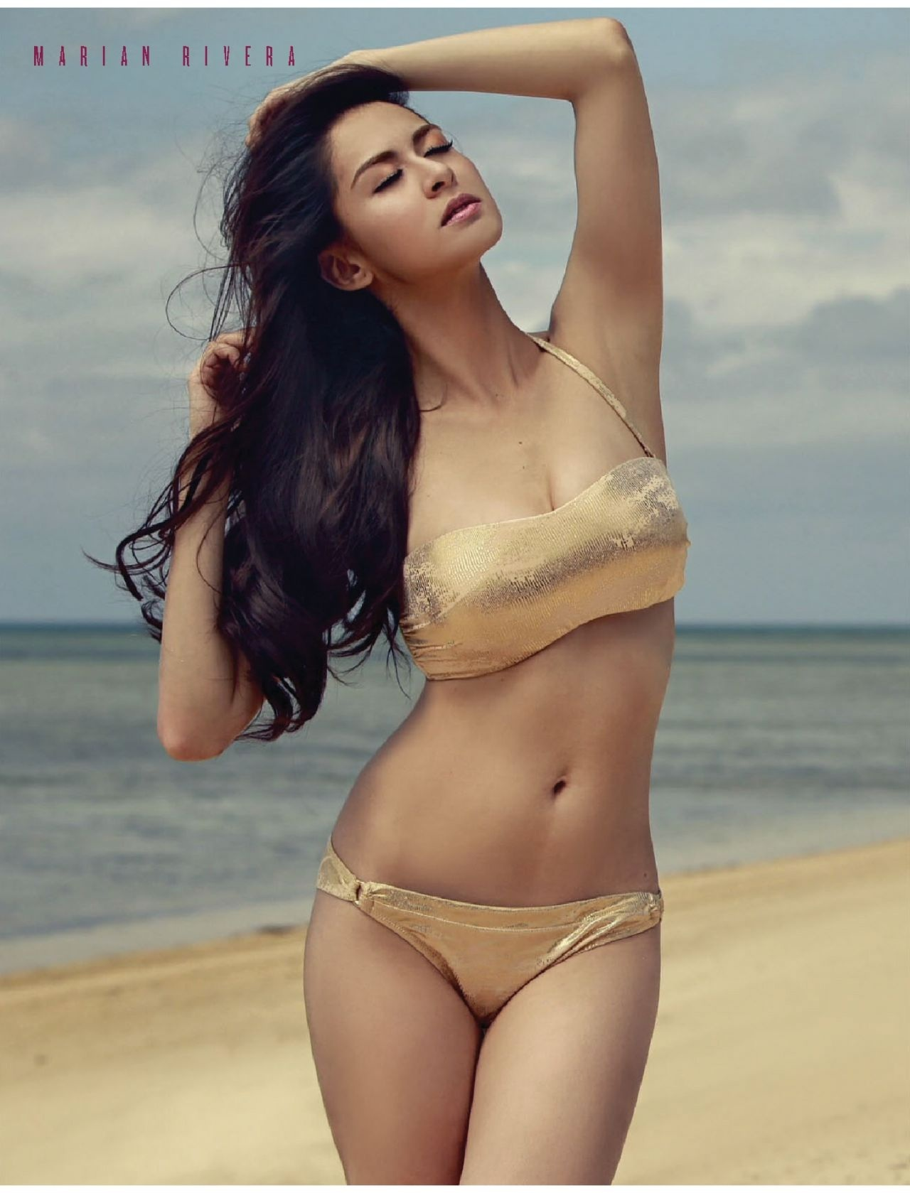 Marian Rivera Fhm Magazine Philippines March Issue Marian Rivera
