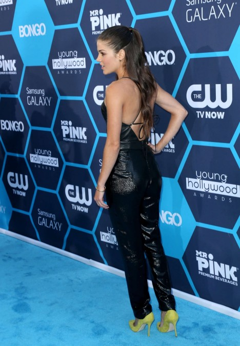 Marie Avgeropoulos Young Hollywood Awards Marie Avgeropoulos