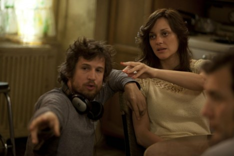 Still Of Guillaume Canet And Marion Cotillard In Blood Ties Large Picture Guillaume Canet