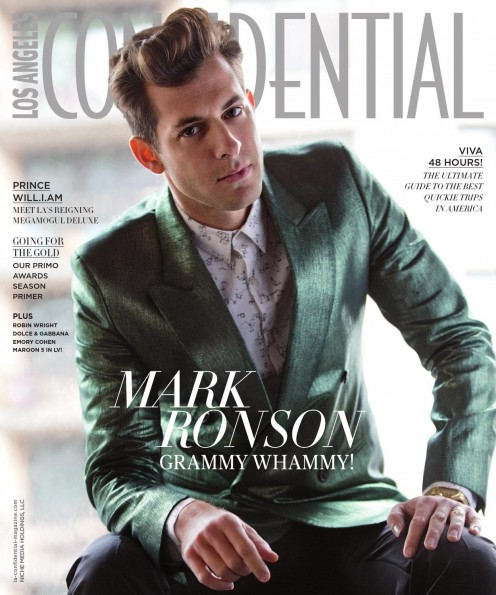 Page Mark Ronson